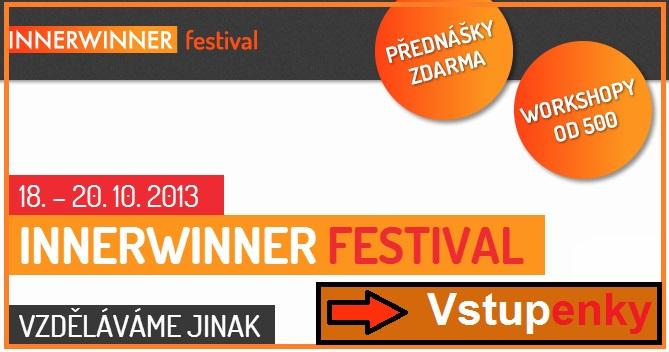 vstupenky na Inner Winner Festival 2013 Praha letňany