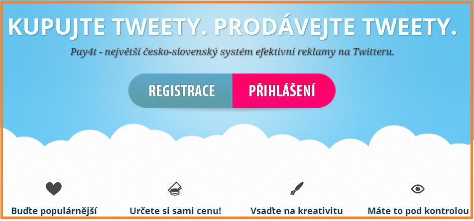 pay4t.cz - jak vydělávat na sociálních sítích