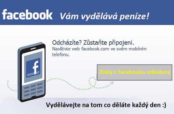 Jak vydělat na facebooku z affiliate