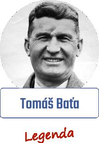 Tomáš Baťa - Legenda