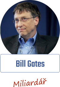 Bill Gates - Miliardář