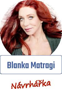 Blanka Matragi - Návrhářka