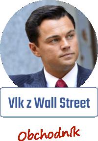Vlk z Wall Street - Obchodník